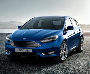 Ford Focus четвертого поколения