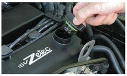 Замена масла в двигателе Форд Фокус. Пошаговое руководство