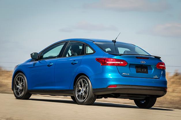 Представлен новый Ford Focus седан 2015