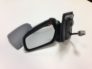 Как снять боковое зеркало на Ford Focus 2?