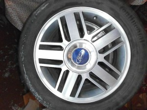 Резина на Ford Focus 2