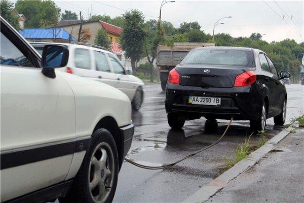 Как завести авто без стартера, или как замкнуть стартер напрямую?