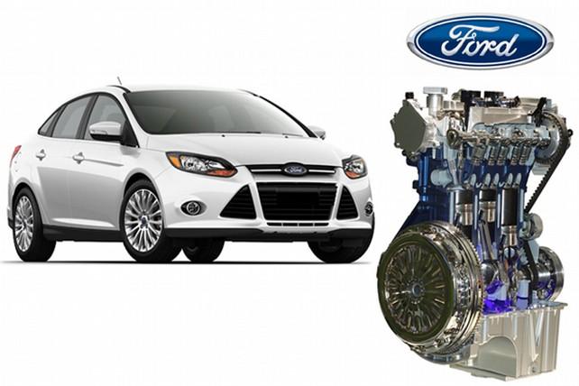 Система управления двигателем Форд Фокус 3 и его характеристики