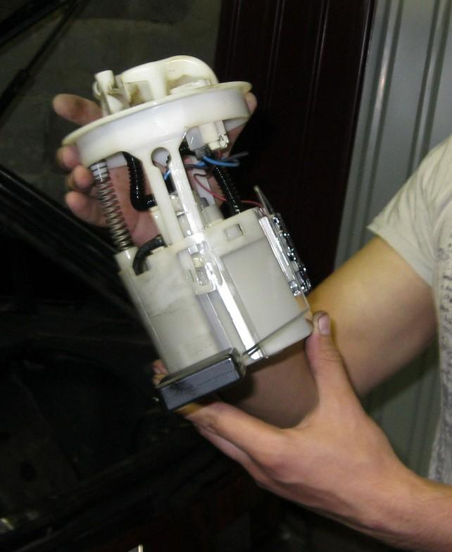 Форд Мондео 3. Бензонасос: устройство и ремонт