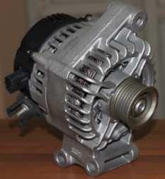 Снимаем генератор на Ford Focus 2