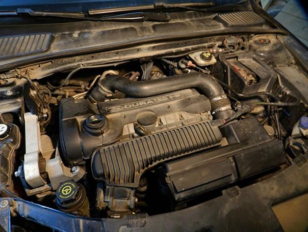 Замена масла в автомобиле на примере Форд Мондео 3