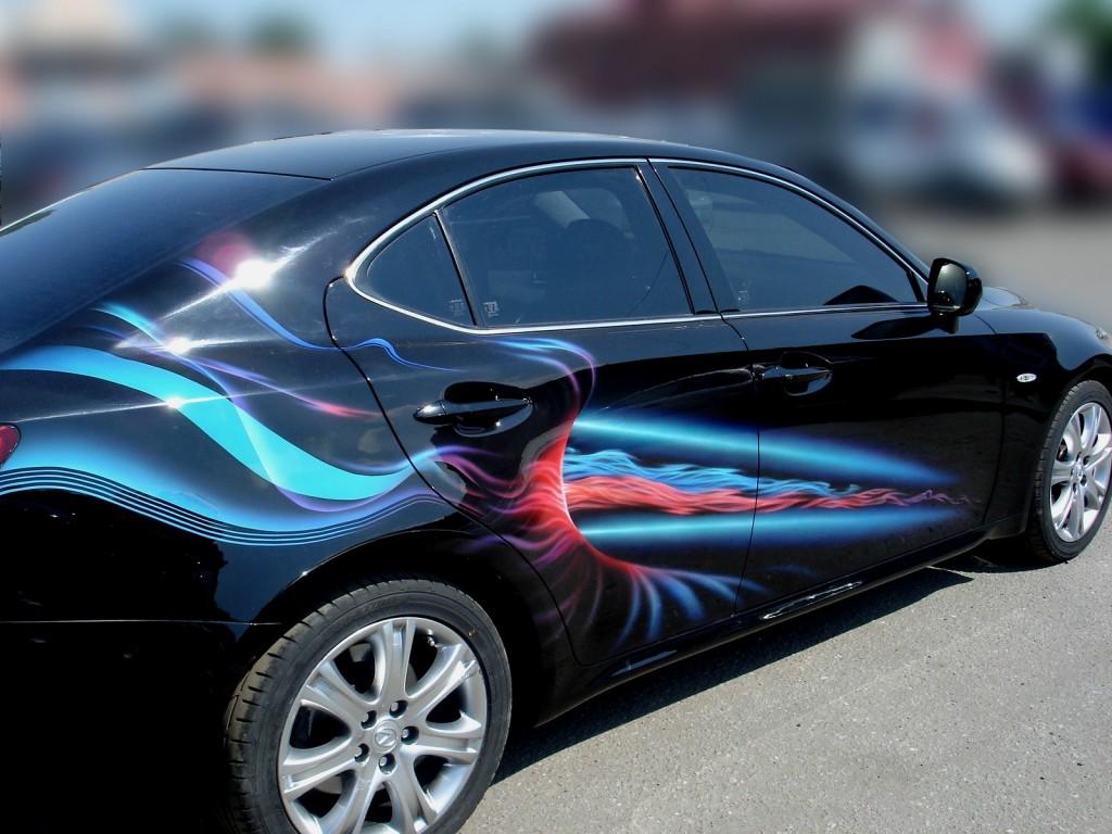 Картинки на автомобилях