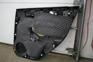 Шумоизоляция Ford Focus 2