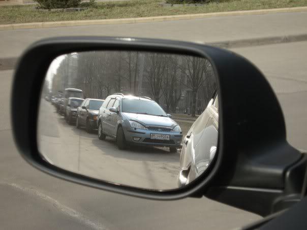 Параллельная парковка: особенности и пошаговая инструкция