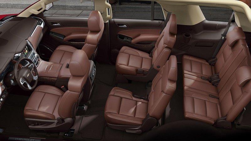 Обзор автомобиля Шевроле Тахо 2015-2016: отзывы, цена, фото, характеристики