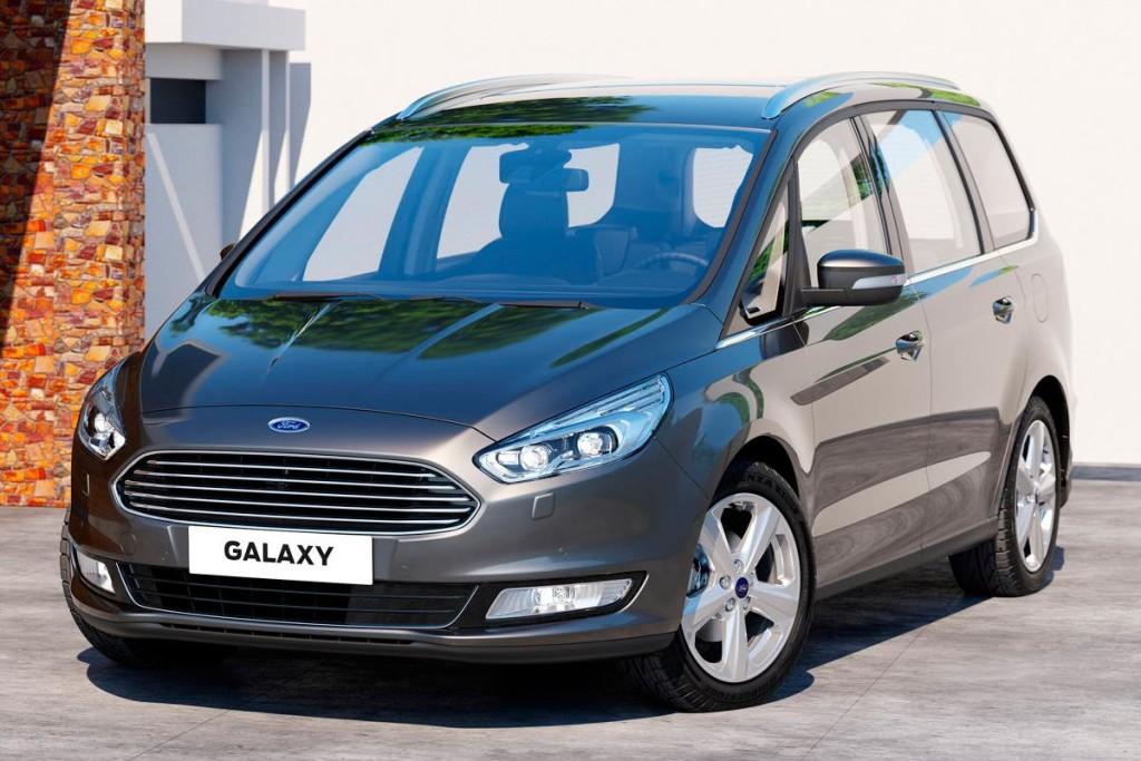 Форд Галакси 2015 - 2016: технические характеристики, комплектации и цены, отзывы владельцев