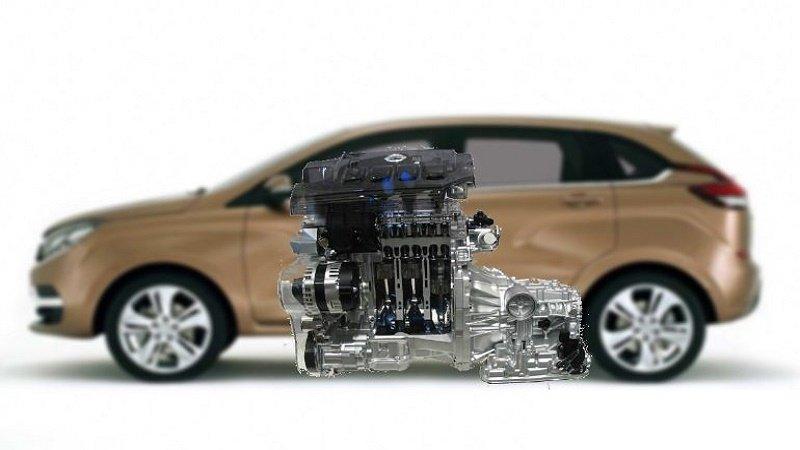 Обзор автомобиля Лада Х Рей Кросс 4х4: фото, цены, технические характеристики