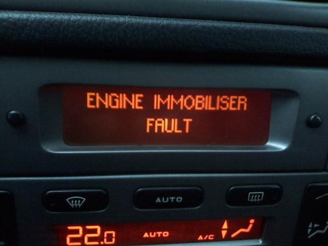 Иммобилайзер: руки прочь от моей машины!