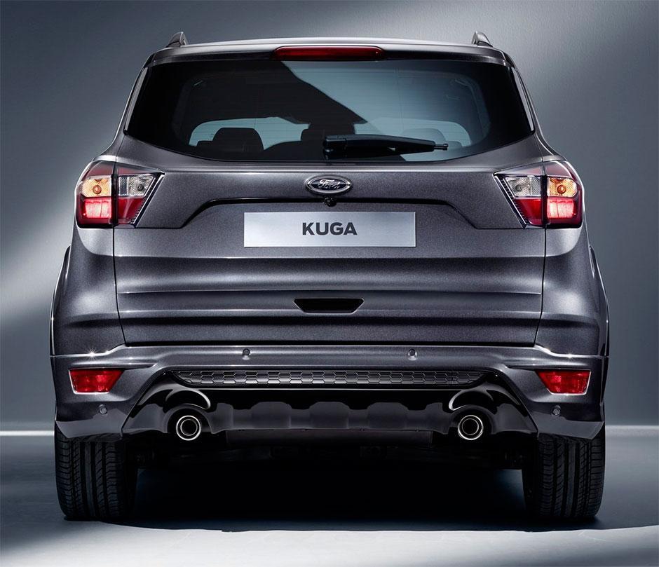 Обзор нового Форд Куга