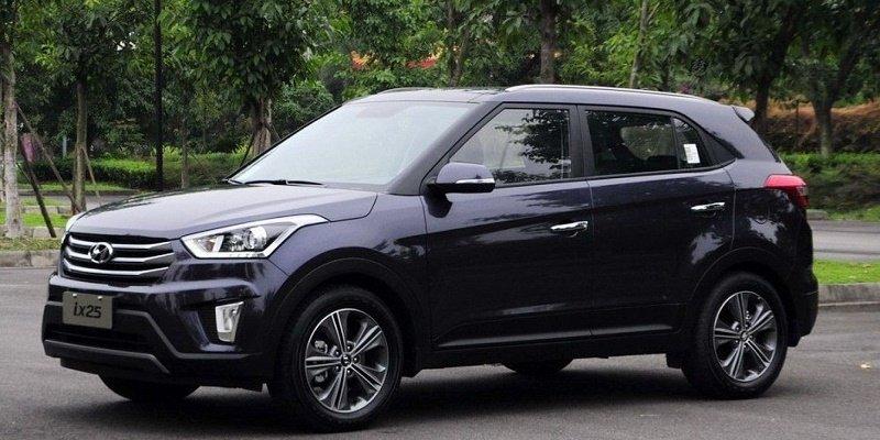 Hyundai Creta 2016 года выпуска. Что можно сказать?