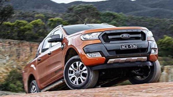 Новый Ford Ranger 2016 года: хороша Маша