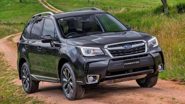 Новый Subaru Forester 2016 и особенности японской флоры и фауны
