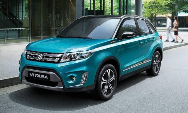 Suzuki Grand Vitara 2016, спасибо за традиции