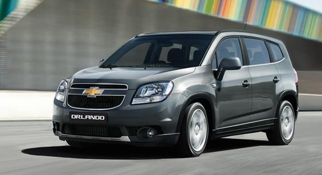 Chevrolet Orlando новый кузов 2016: запомните меня американцем! Фото, цена