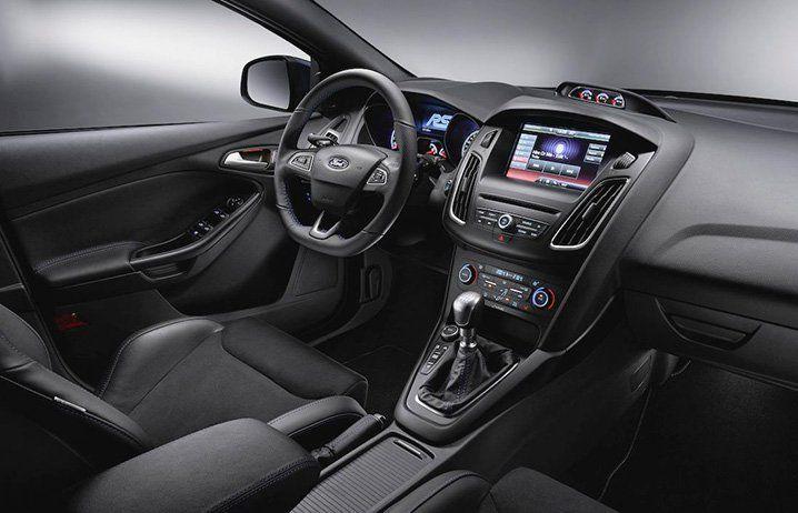 Обновленная модель Ford Focus 2017