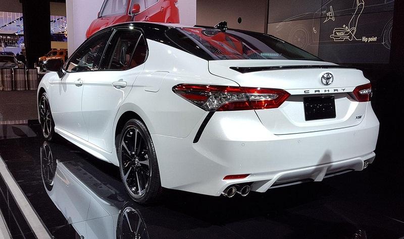 Toyota Camry 2018: фото, расценки, дата выхода в России
