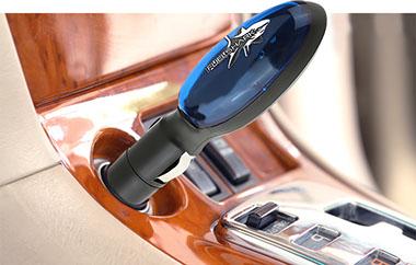 Прибор для экономии топлива автомобиля в прикуриватель