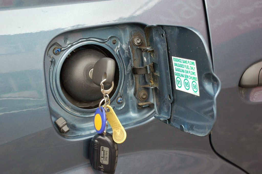 Крышка в бензобак с ключом на форд фокус в тюмени фото 32-133