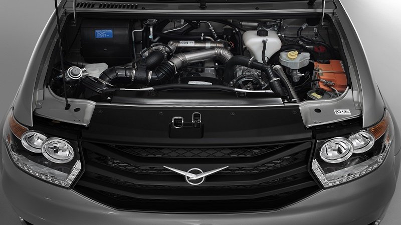 Какой двигатель у уаз патриот 2015