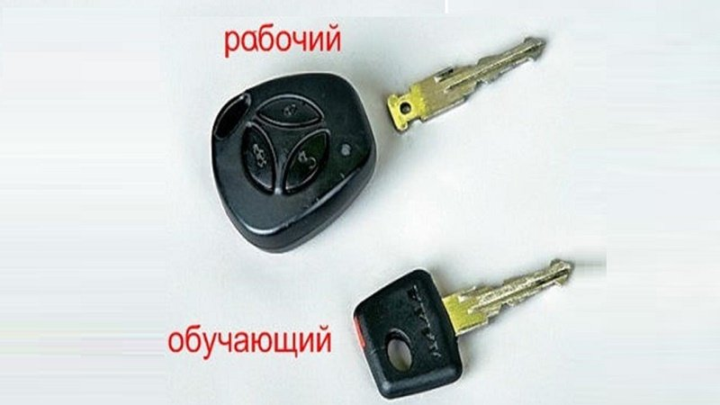 Как сделать ключ центрального замка 500