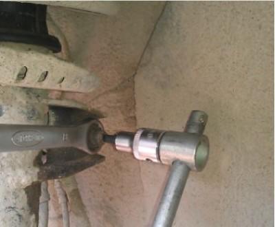 Перелив масла в двигателе ваз